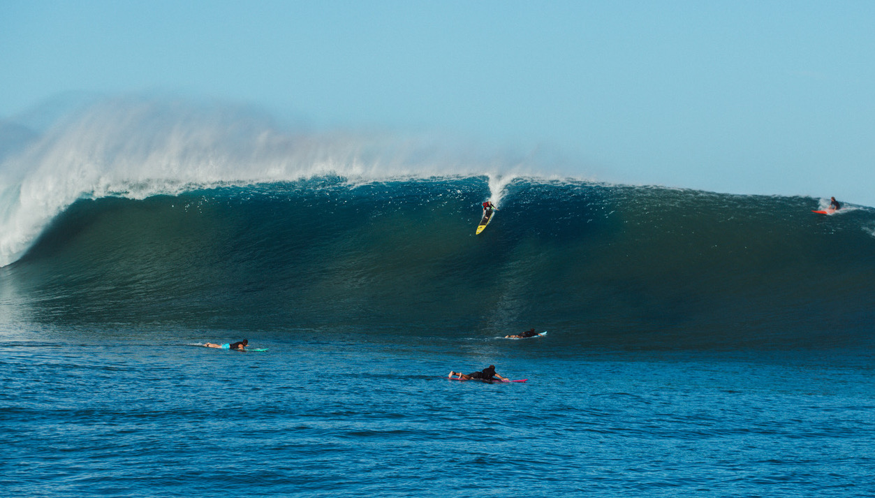 Red Bull Magnitude Is the First-Ever All-Women's Big-Wave Surf Contest