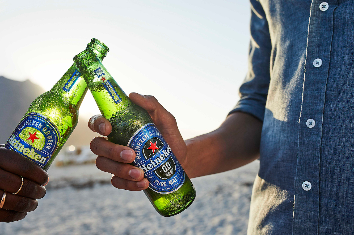 Enjoy a cold one post-workout—without worrying about the effects of alcohol.