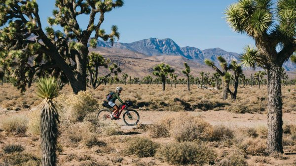 Death Valley e-bike crossing expedition dispatch