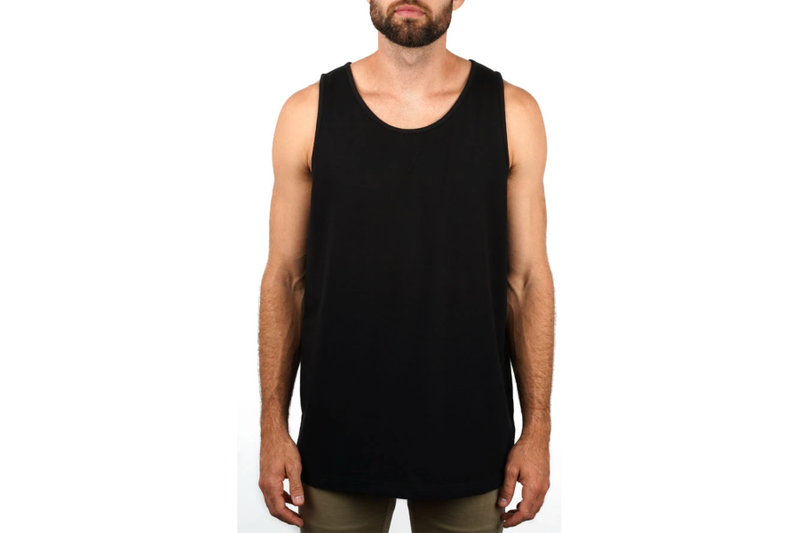 Classic French Terry Tank Top