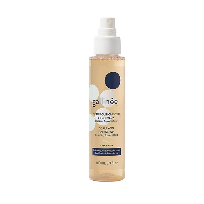 Galinee gel hair scalp