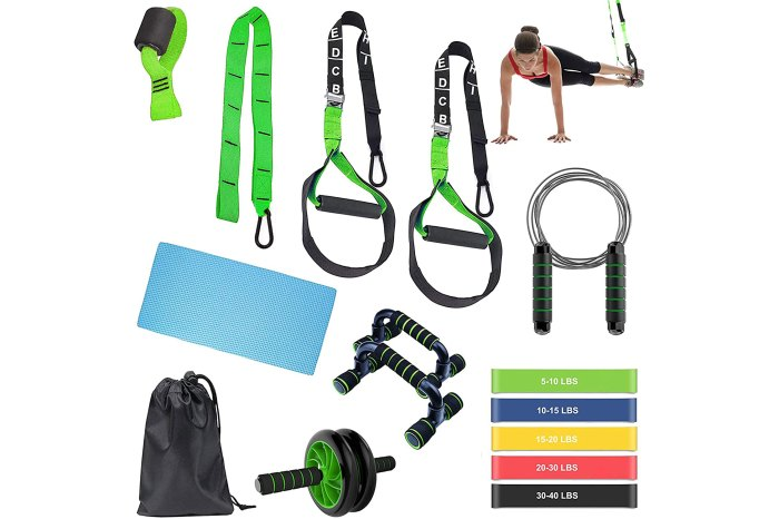 BoYun All-in-ONE Suspension Training System