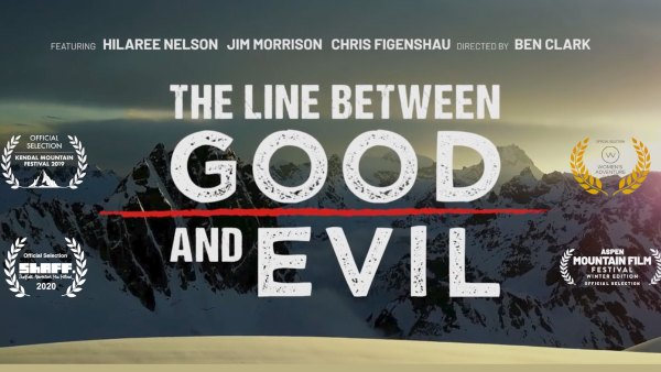 'The Line Between Good and Evil' follows The North Face team captain, Hilaree Nelson, on her two decade vision to summit and ski Papsura, a 21,252 Himalayan peak