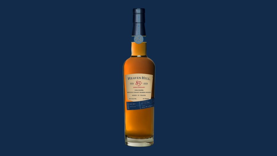 Heaven Hill's 85th anniversary limited-edition whiskey release