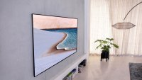 LG Gallery Design 4K Smart OLED TV with AI ThinQ