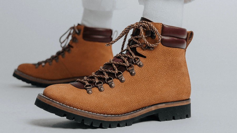 The Viking Boots