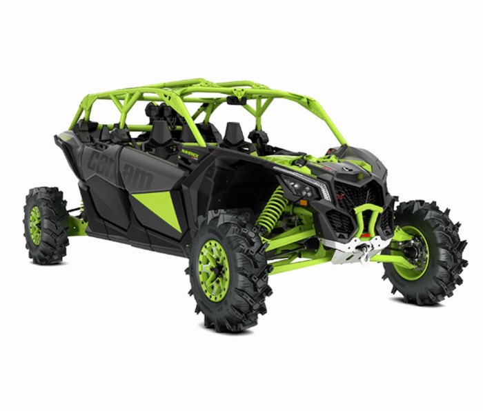 Can-Am Max X