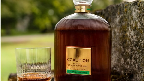 Coalition rye whiskey