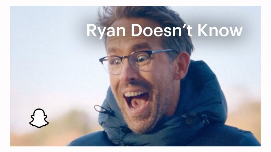Ryan Doesn't Know Snapchat