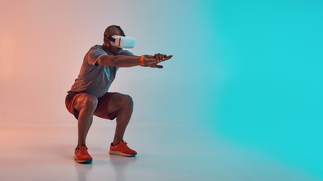 VR Fitness Is a Serious Workout, Seriously | Men's Journal