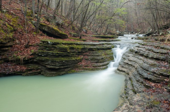 Arkansas Hiking Ozark Highlands Trail