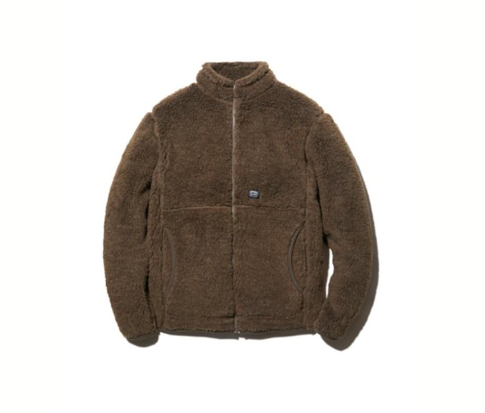 Snow Peak Wool Fleece Jacket