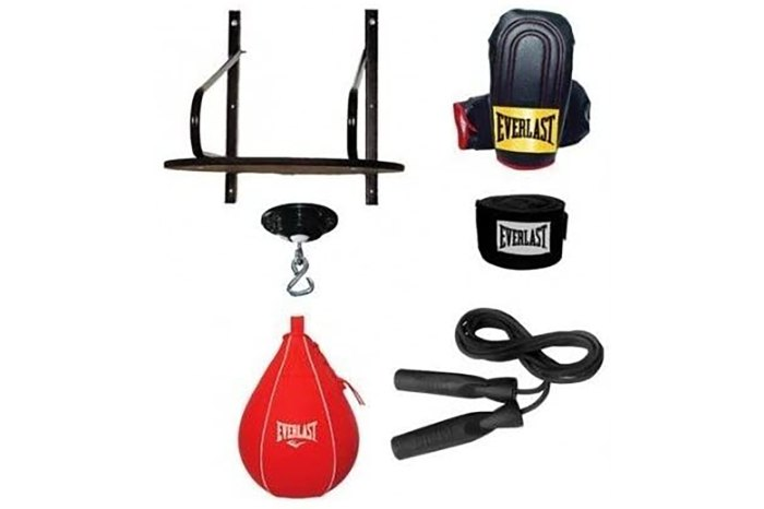 Everlast 6-Piece Speed Bag Boxing Kit