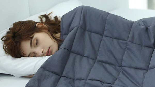 Luxurious Weighted Blanket