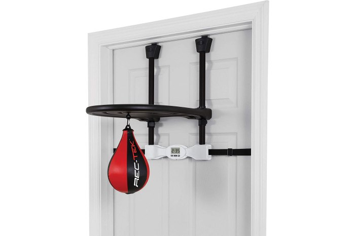 Rec-Tek Over The Door Speed Bag