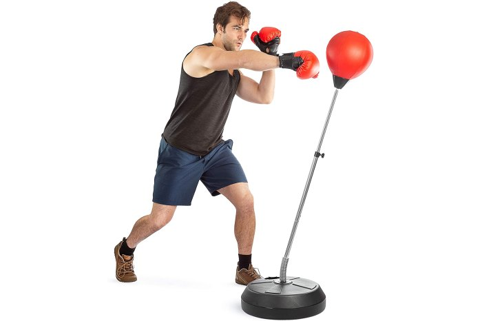 Tech Tools Speed Bag with Stand