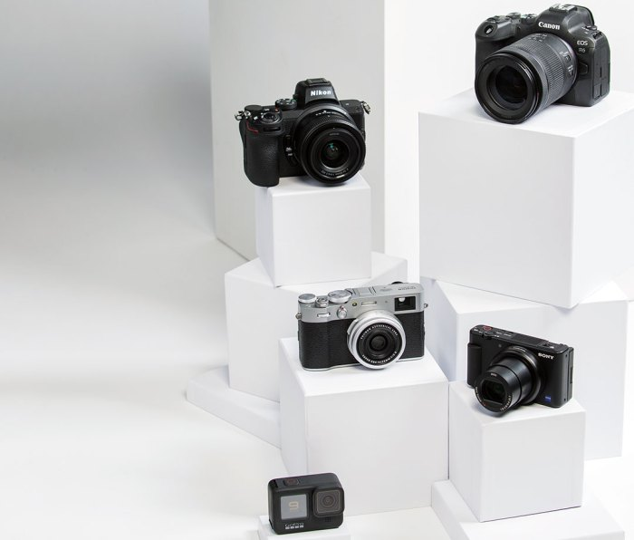 Best new cameras of 2021