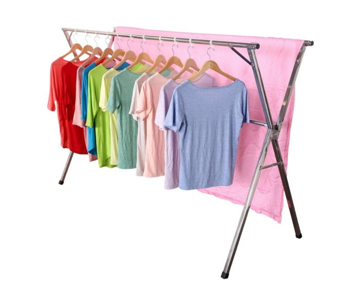 gear storage exilot drying rack
