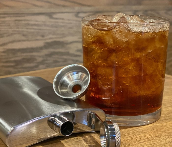 Freed Heel cocktail