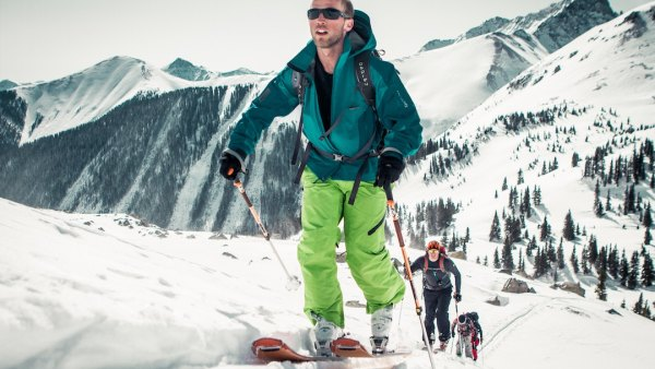 San Juan Mountain Guides Rocky Mountain ski touring interconnect Haute Route