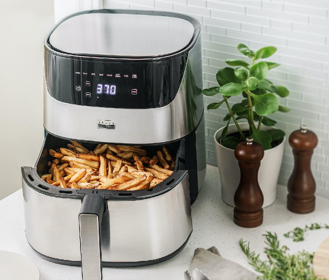 Made by Gather Bella Pro Series 6.3-qt. Touchscreen Air Fryer