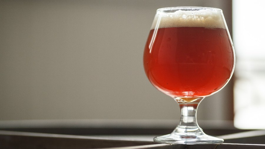 Second-Use Fruit Beer