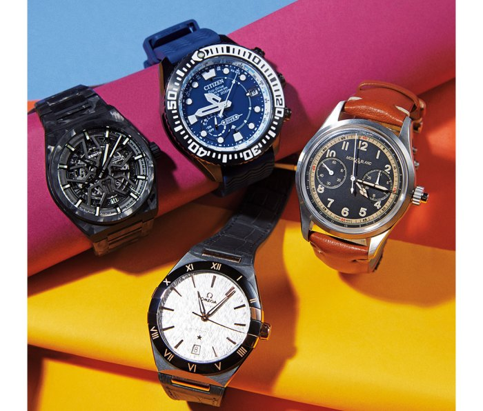 Spring watches preview for 2021