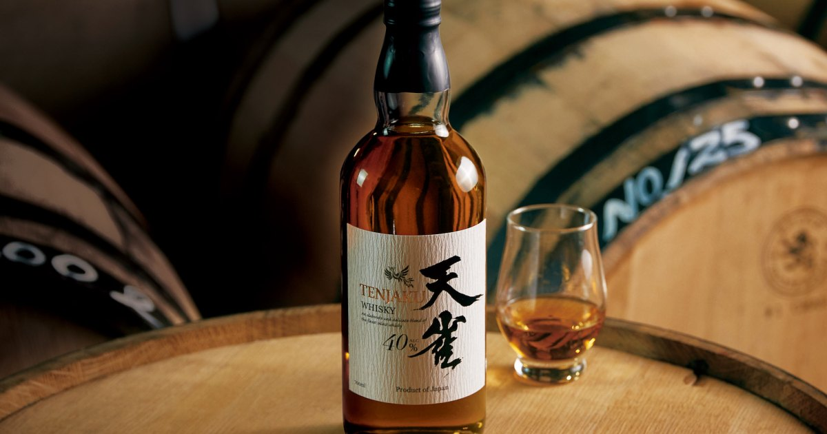 The Award-Winning Japanese Whisky You Can Actually Find (And Afford)