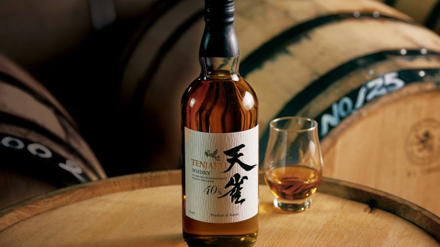 The Tenjaku Blended Whisky received 2020's Best Japanese Blend Whisky Award from the Beverage Testing Institute.