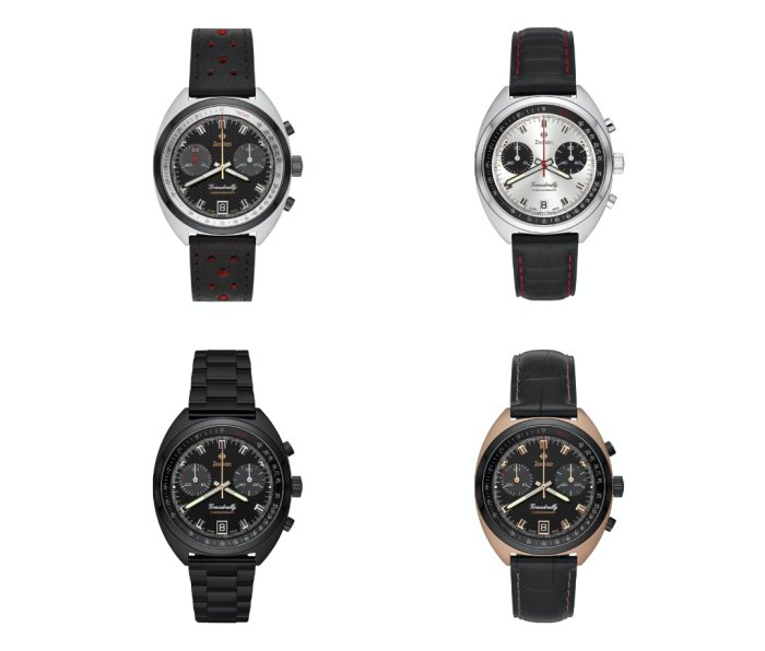 zodiac grandrally watches