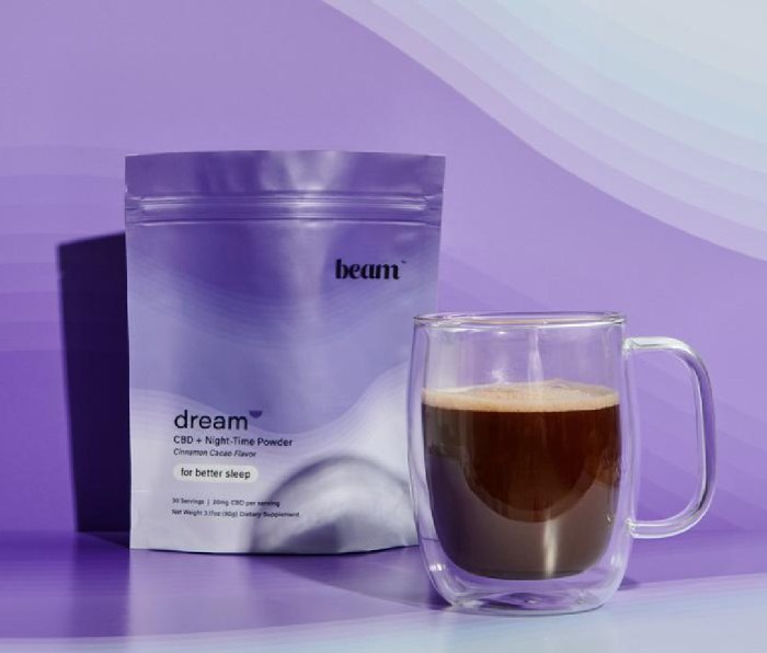 Beam CBD Dream Powder