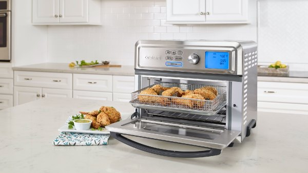 Cuisinart TOA-65 Digital AirFryer Toaster Oven