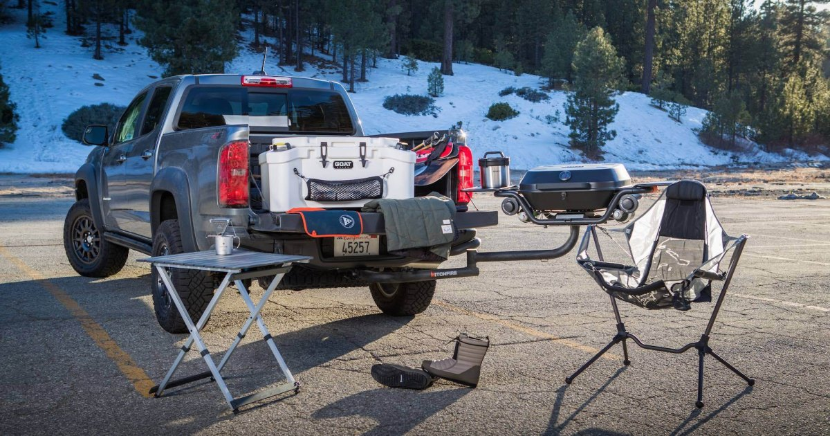 Tailgate Gear to Turn Your Car Into a Day Lodge This Ski Season