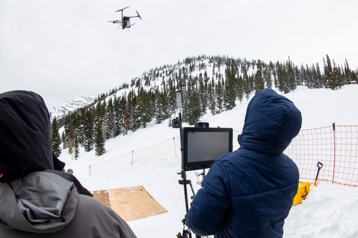 Motion State. Natural Selection Finals. Jackson Hole Mountain Resort