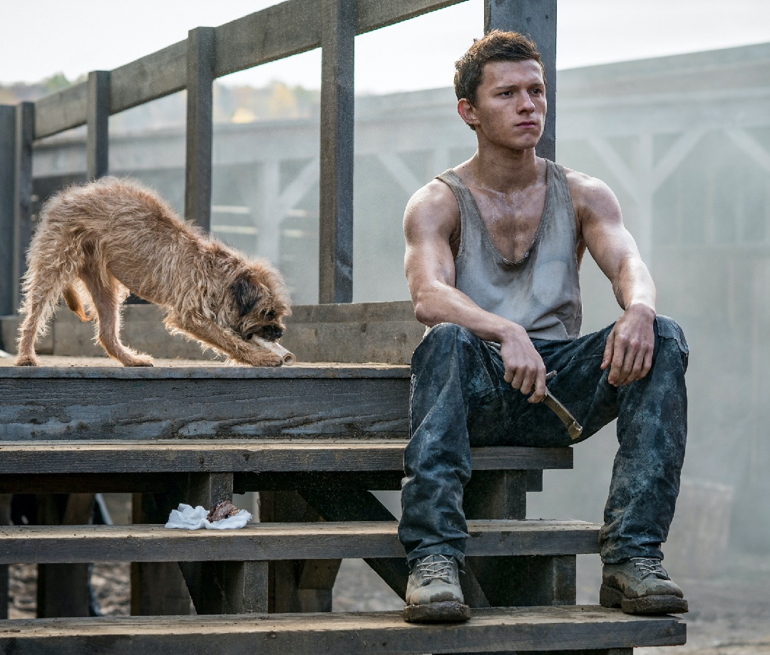 Tom Holland in 'Chaos Walking'