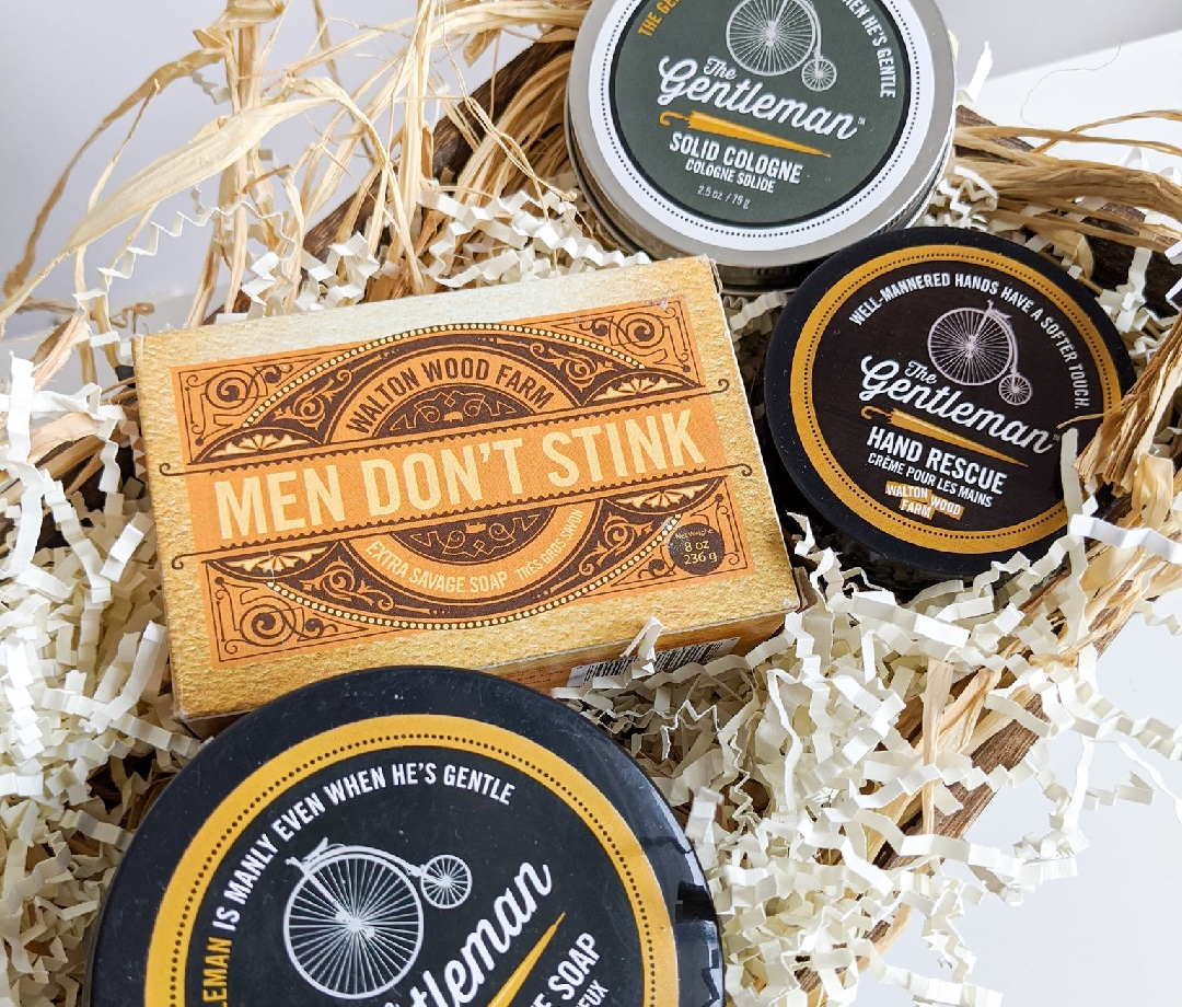 Walton Wood Farm Ultimate Dapper Gent Gift Set