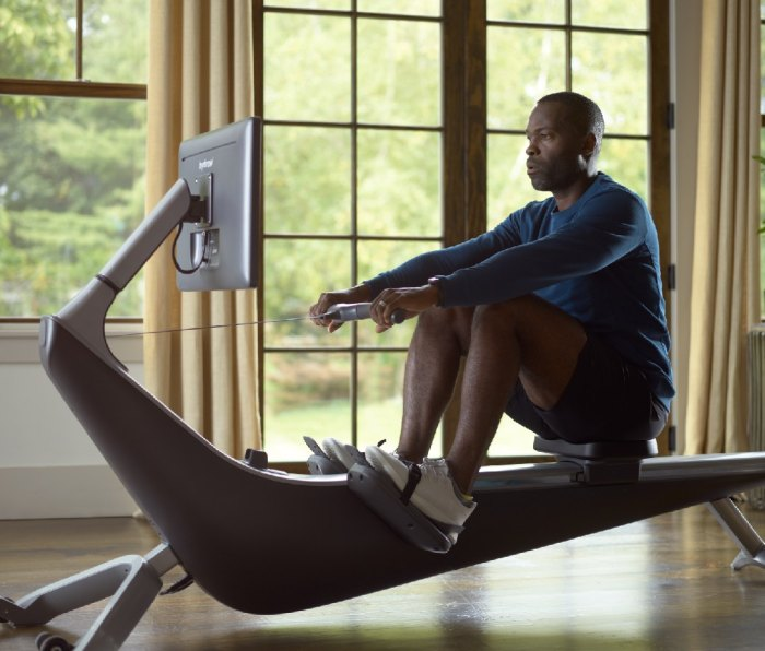 Hydrow: rowing machines