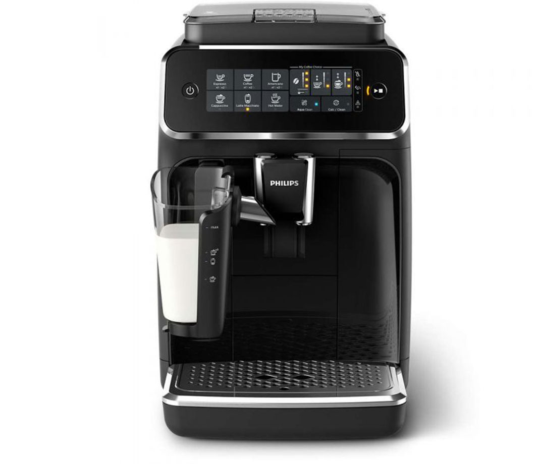 Philips Espresso 3200 with LatteGo