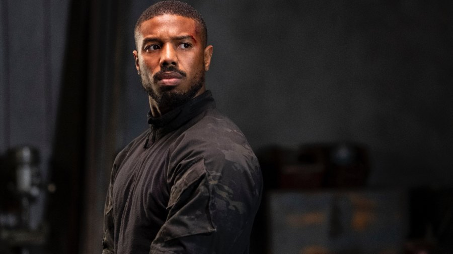 Michael B. Jordan in Tom Clancy's 'Without Remorse'