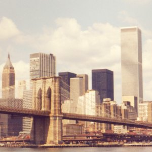 New York City in April 1980