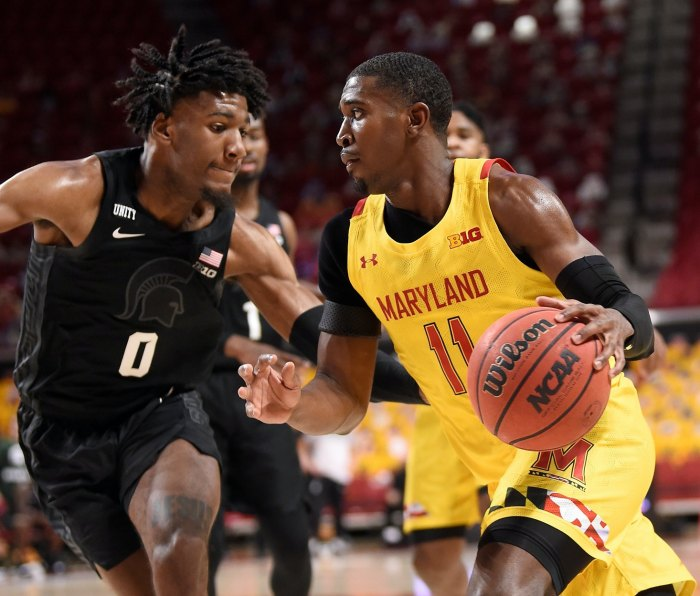 No. 10 Maryland March Madness upsets