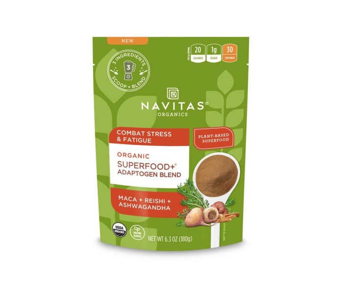 Navitas Organics Superfood+ Adaptogen Blend