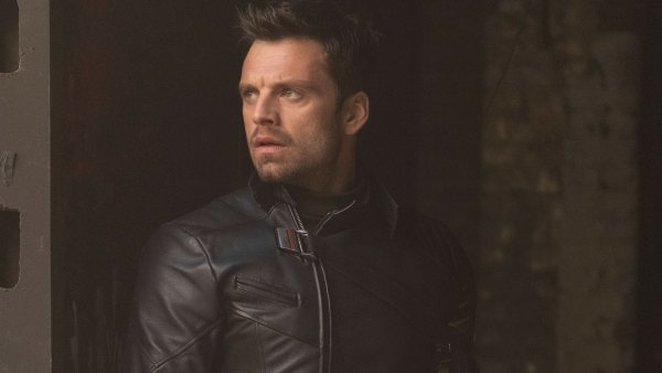Sebastian Stan as the Winter Soldier
