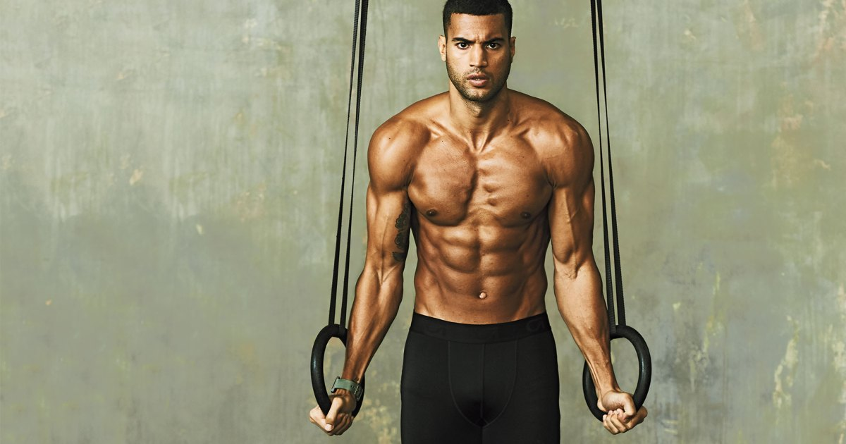 The Best Damn Compound Lifting Program to Get Shredded