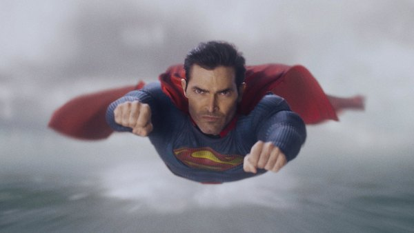 Tyler Hoechlin in the CW's 'Superman & Lois'