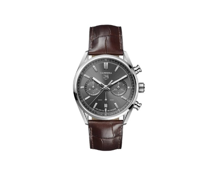 TAG Heuer 42 mm Carrera Automatic Chronograph