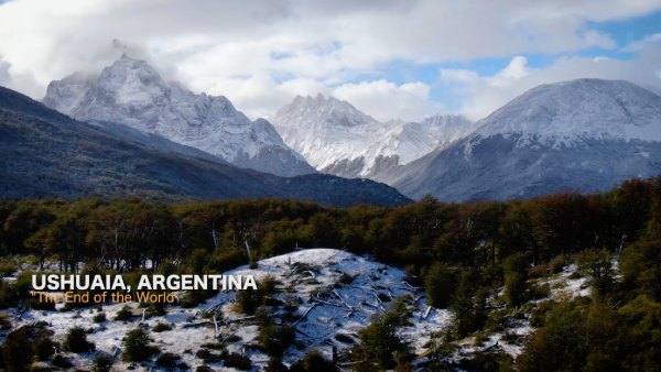 """Exploring """"The End of the World"""" in Chilean Patagonia"""