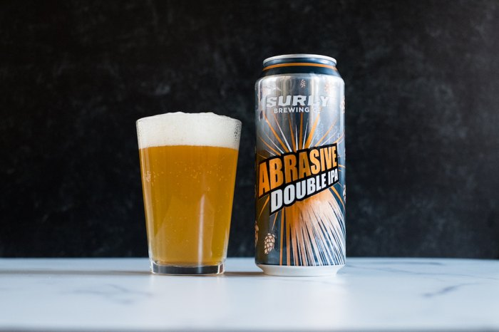 Surly Brewing Co Abrasive Double IPA