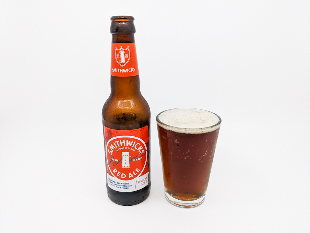 Smithwick's and Sons red ale