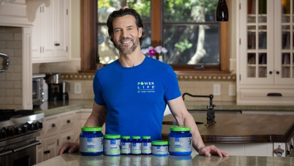 Tony Horton Power Life